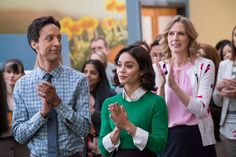 Danny Pudi interview on the TV series Powerless.