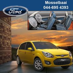 The new Ford Figo comes standard with more safety features than its competitors, from dual front airbags to ABS with EBD. #figo #auto #lifestyle