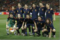F.I.F.A. World Cup Champion 2010 (España)