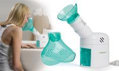 Veridian Health Steam Inhaler and Beauty Mask $34.99