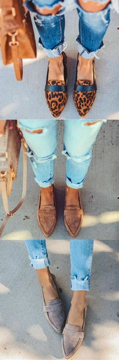 40 essential fall outfits that you need to copy 40 Office Outfits Women, Office Fashion Women, Womens Fashion, Casual Office Wear, Casual Shoes, Fashion Moda, Fashion Shoes, Vaqueros Boyfriend, Boyfriend Boyfriend