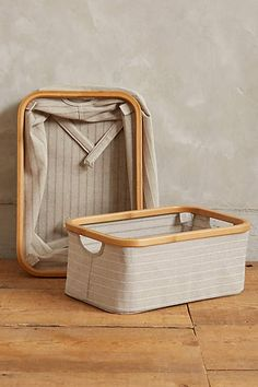 Collapsible Rectangle Bin - anthropologie.com
