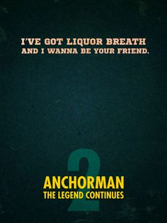 Movie Friday: 6 Funny Poster Alternatives for 'Anchorman 2′ #Movies #Anchorman #funny