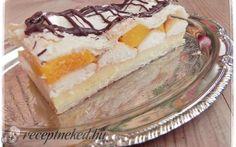 Barackos leveles Tiramisu, Cheesecake, Ethnic Recipes, Food, Meal, Cheese Cakes, Eten, Cheesecakes, Meals