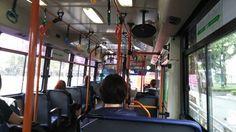 버스안에서