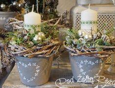Christmas Flowers, Christmas Makes, Christmas Candles, Winter Christmas, Christmas Home, Vintage Christmas, Christmas Wreaths, Christmas Ornament Crafts, Christmas Party Decorations