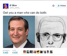 """Ted Cruz is many things. He is (allegedly) a Texas senator. A brokenman who is running for presidential office despite the fact that his own offspring are part of his campaign, but only by means of brute force, and often brags that their favorite pastime is playing something called """"attack the daddy."""" He is also, … Read More"""