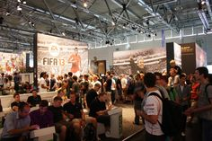 FIFA 13 Booth