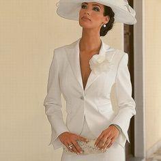 tailleur pour femme - Tailleur Femme Grande Taille Pour Mariage