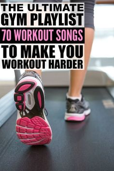 Looking for the best workout songs that are upbeat enough for running, cardio, and other fast, HIIT-inspired workouts? We've got you covered. Check out this awesome list of our top 70 workout songs - it's the ultimate gym playlist for Best Workout Songs, Fun Workouts, Best Workout Playlist, Workout Tips, Gym Songs, Core Workouts, Week Workout, Workout Regimen, Workout Quotes