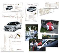 Promoção Muito + Galeto´s - Usina da Promoção desenvolve materiais de divulgação, conceito e a mecânica da promoção