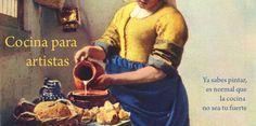 Cocina para artistas