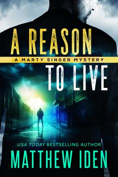 Matthew Iden - Mystery, Thriller & Suspense book cover design by Marushka, Deranged Doctor Design Thriller Books, Mystery Thriller, Book 1, The Book, Ebook Cover Design, Reasons To Live, Magic Book, How To Be Likeable, Free Kindle Books