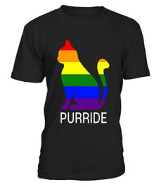 """# Funny Rainbow Pride Cat T-Shirt - LGBT Purride Shirt .  Special Offer, not available in shops      Comes in a variety of styles and colours      Buy yours now before it is too late!      Secured payment via Visa / Mastercard / Amex / PayPal      How to place an order            Choose the model from the drop-down menu      Click on """"Buy it now""""      Choose the size and the quantity      Add your delivery address and bank details      And that's it!      Tags: Awesome Lesbian Gay Bisexual…"""