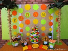 jungle themed birthday party ideas | Jungle book theme | Alt Birthday Party Ideas