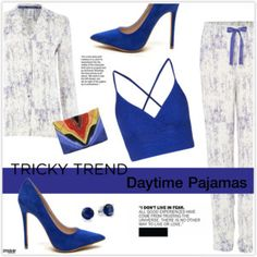 Tricky Trend: Daytime Pajamas