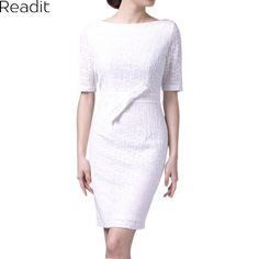 2017 Spring Lace Pencil Office Dress Vestido De Festa Vintage arty Dresses Plus Size Femme White Sexy Dresses Tight D1842