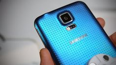 Earlier this week, owners of the Galaxy in South Korea reported that the Android update was hitting their devices. Now we have a report that the global rollout of Android will begin in just a few days for the Galaxy The Galaxy was Samsung's. Best Android Smartphone, Android 4, Mobile Technology, New Technology, Samsung Galaxy S5, Finger Scan, Latest Phones, S5 Mini, Best Phone