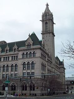 Old Post Office (Buffalo, New York)