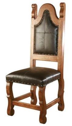 Solid Wood Chair. Woodland Creek.