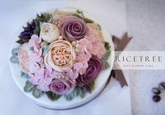 천연가루와 약간의 색소를 이용한 조색_부모님의 결혼기념일 : 네이버 블로그