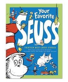 Love this Your Favorite Seuss Book on #zulily! #zulilyfinds