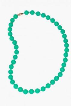 Collar de maternidad con abalorios de Silicona 100% (el mismo material que se emplea para la fabricación de chupetes de bebés). Libre de BPA, sin PVC, sin Ftalatos, sin Cadmio y sin Plomo. Elige tu color! Descúbrelo en: tetatet.es Envíos internacionales #accessorios #collar #lactancia #maternidad #necklace #maternity #nursing Find out in: tetatet.es International deliveries.