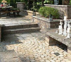 concrete pavers | Concrete Pavers – Techo-Bloc | J & J Materials