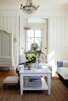 20 Great Shades of White Paint and Some To Avoid | Swedish Whites = love! http://www.expressen.se/leva-och-bo/villa-solgard-har-allt-jag-onskat-och-lite-till/