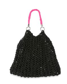 Wool And The Gang | Black Milo Beach Bag | Lyst