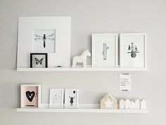 small artwork grouping  Our living by ensuus blog