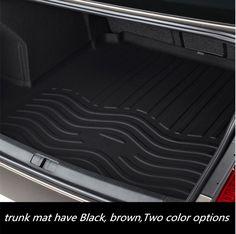 car carpet cargo liner car trunk mat for Mercedes Benz C160 C180L C200 C230 C220 C250 C260 C280 C300L C320 C350 C63AMG C400 C500