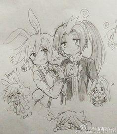 Kaito, Anime Style, Anime Girls, Mystery, Cartoons, Joker, Comics, Games, Drawings