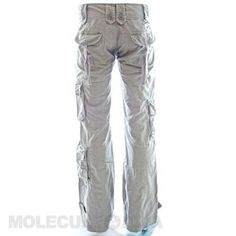 In Molecule's Himalayan Hipster Pants you'll be as comfortable hiking the Himalayas as checking out trendy cafés in durable, stylish, hip-hugging beauties with loose-legged, airy freedom and extra pockets. Hipster Pants, Cargo Pants Women, Small Waist, Fit Women, Parachute Pants, Black And Grey, Overalls, Legs, Himalayan