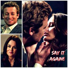 Jane and Lisbon - The Mentalist