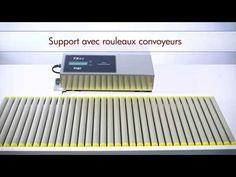 TS 45 Thermosoudeuses LEF LABO ELECTROFRANCE #InfoWebLaboratoire Gaines
