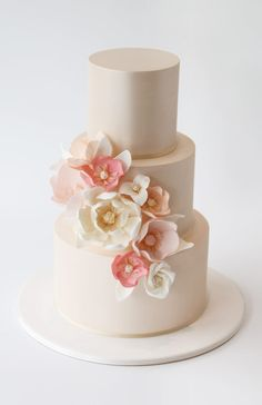 Wedding Cakes from Faye Cahill - Beautiful Lands