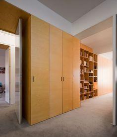 Pedro Domingos Arquitectos - -Apartment São Mamede, Lisbon, Portugal