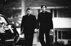 Dean and Sam #Supernatural #bnw