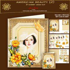 American Beauty 2 - CUP618103_692   Craftsuprint