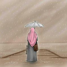 Wallpaper Gambar Kartun Wanita Muslimah Cantik The Galleries Of