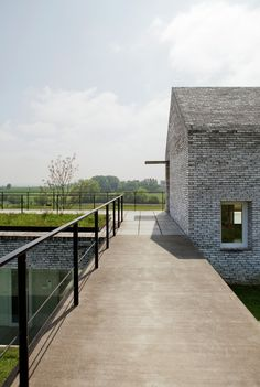 Gallery - Villa H in W / Stéphane Beel Architect - 5