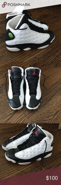 Jordan's 13 Classic Jordan 13's no box worn not more than three times mint condition. Jordan Shoes Sneakers