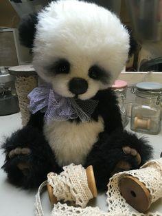 The Wild Things, a cute little panda