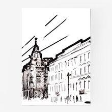 Постер «Невский проспект Петербург»