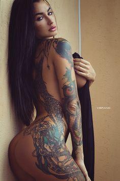 Angelica Anderson © Nikolas Verano