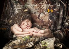 hunting new born pictures - Google Search