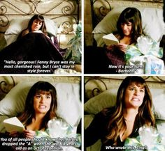 #Glee - Rachel Berry