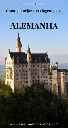 Saiba como planejar sua viagem para a Alemanha. Busca de passagens mais baratas, hospedagens econômicas e tudo que precisa para organizar sua viagem para a Alemanha