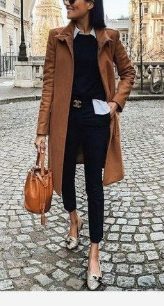 25 Easy Winter Work Outfits That Nail Cold-Weather Dressing - 25 Easy Winter Wor. 25 Easy Winter Work Outfits That Nail Cold-Weather Dressing - 25 Easy Winter Wor. 25 Easy Winter Work Outfits That Nail Cold-Weather Dressing - 25 E. Classy Outfits, Stylish Outfits, Sophisticated Outfits, Formal Outfits, Classy Dress, Stylish Dresses, Dress Coats For Women, Winter Outfits For Work, Winter Office Outfit